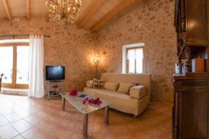 Can Paulino Mallorca - Wohnbereich2 - Hause Can Paulino