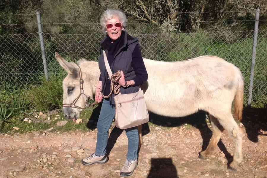 Can Paulino Mallorca - Eselwanderung