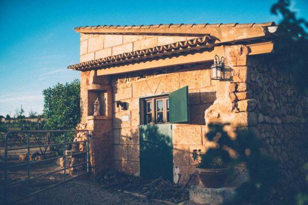 Can Paulino Mallorca - Bildern - Eingangsbereich