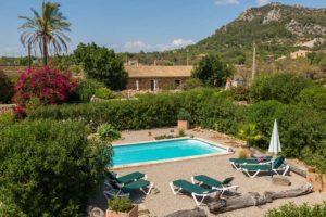 Can Paulino Mallorca - Bildern - Poolbereich