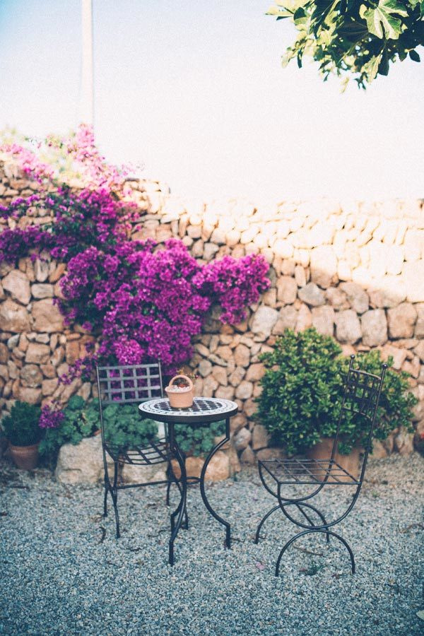 Can Paulino Mallorca - Bildern - Sitzecke